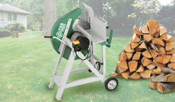 Log saw & Log splitter